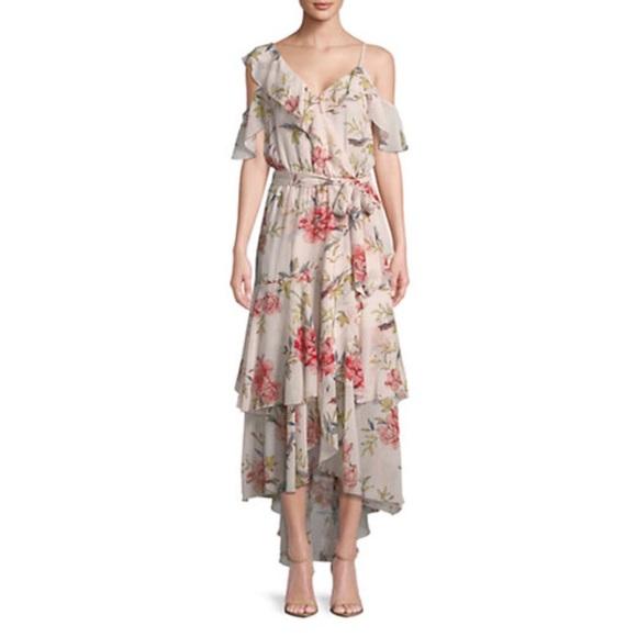 d50e43174 Joie Dresses & Skirts - Joie Cristeta Floral Print Silk Chiffon Dress